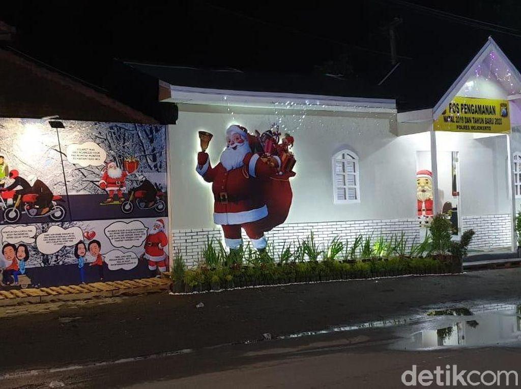 Ini Imbauan Polisi Mojokerto Agar Aman Liburan Natal dan Tahun Baru
