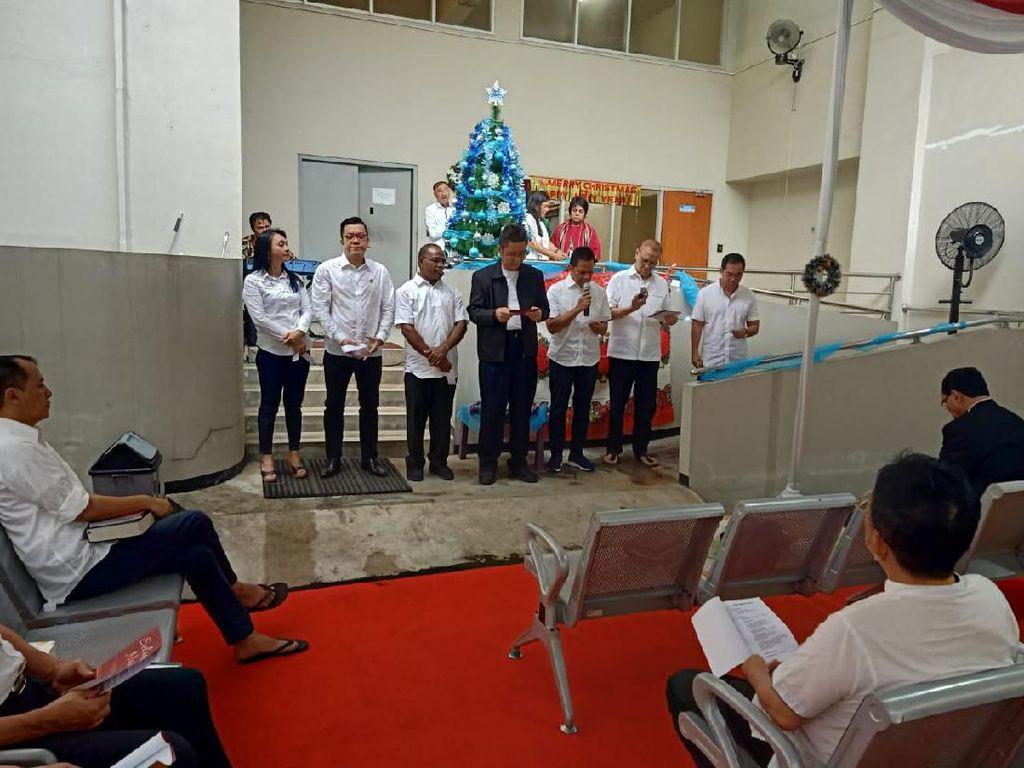 Soetikno Soedarjo hingga Eks Bupati Talaud Rayakan Natal di Rutan KPK