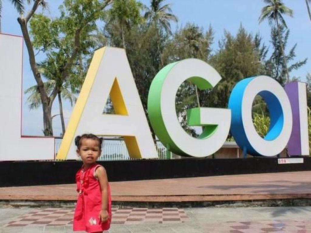 Seharian ke Wisata Lagoi, Mana Cukup!