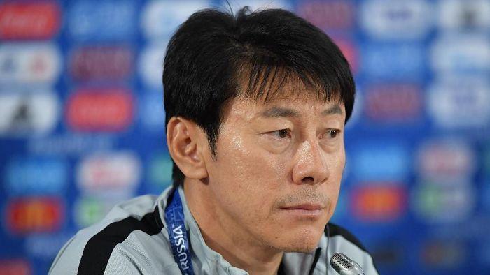 Shin Tae-yong sudah teruji di level tim nasional bersama Korea Selatan (Foto: Photo by Hector Vivas/Getty Images)