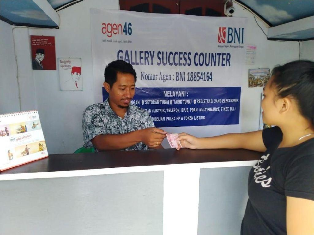 Kisah Agen46 dari Indonesia Utara