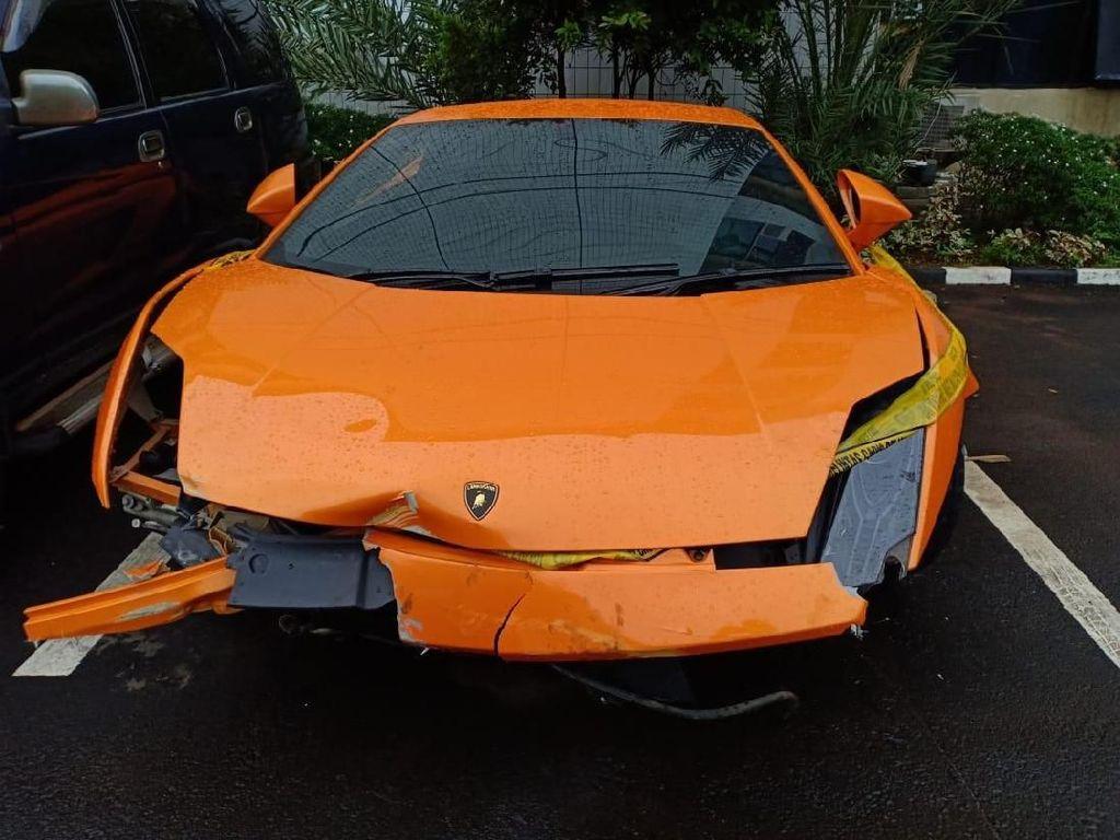 Nopol Lamborghini Abdul Malik: Asli Saat Nodong Siswa, Palsu Saat Kecelakaan