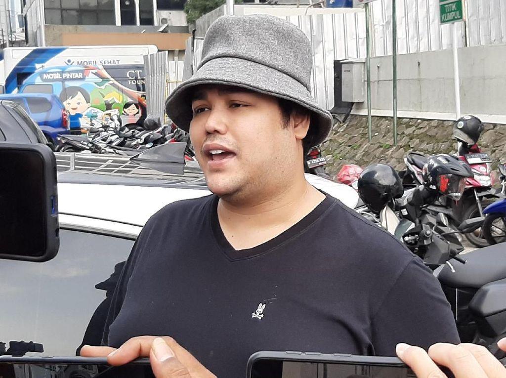 Ivan Gunawan hingga Ayu Ting Ting Soroti Jakarta Macet-Tanah Abang Ramai