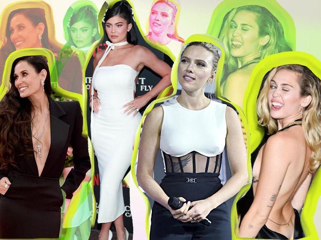 10 Selebriti Cewek Hollywood Terhot 2019