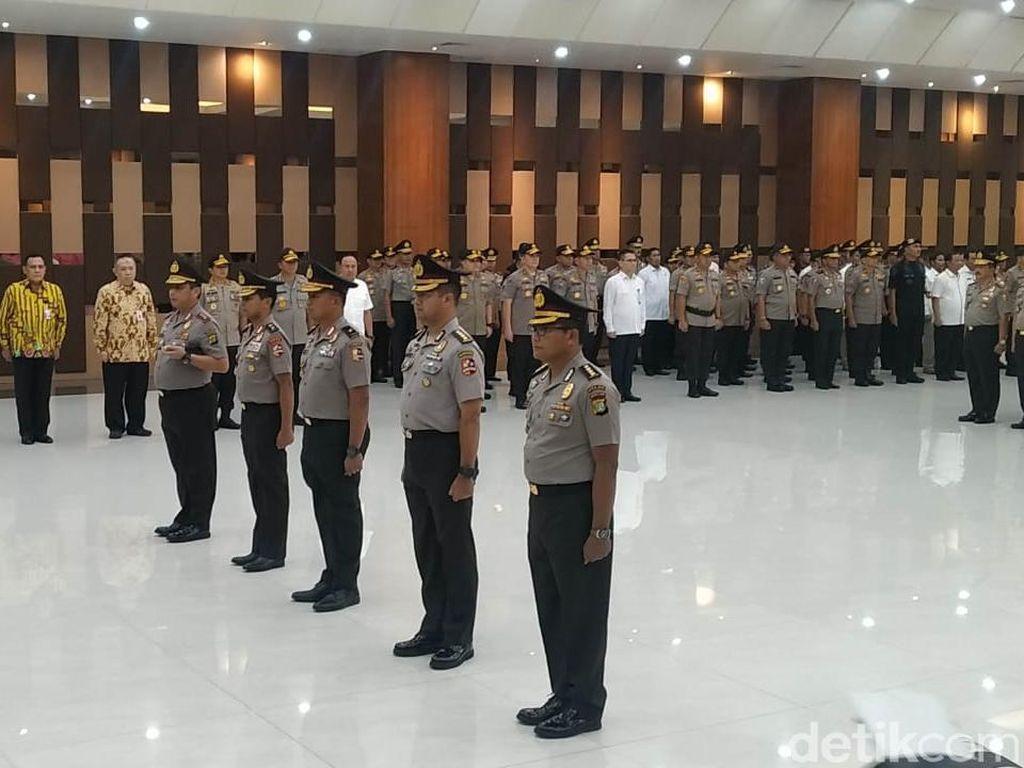 Jadi Wakapolri, Gatot Eddy Pramono Resmi Sandang Pangkat Komisaris Jenderal