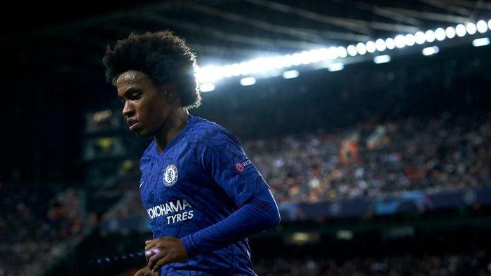 Willian bakal perpanjang kontrak bareng Chelsea (Manuel Queimadelos Alonso/Getty Images)