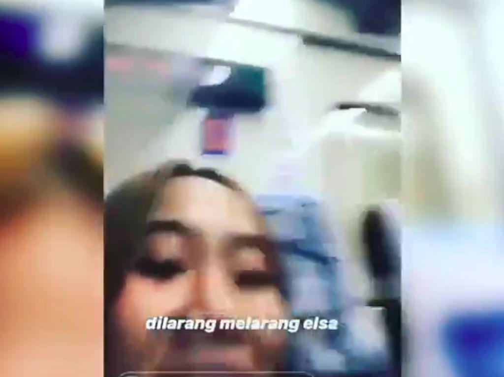 Viral Video Penumpang Vaping di Kereta, Ini Komentar Asosiasi Vaper
