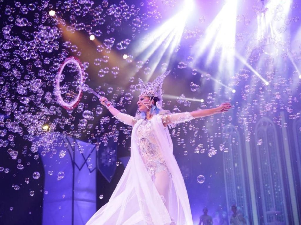 Foto: Trans Studio Bandung Punya Pertunjukan Sirkus di Atas Es