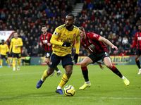 Bournemouth Vs Arsenal: The Gunners Imbang di Laga Debut Arteta
