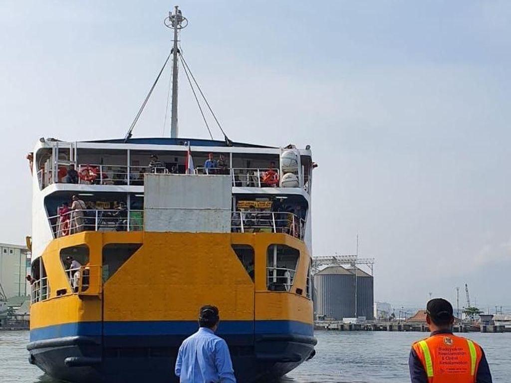 Layanan Angkutan Laut di Tanjung Emas Dioptimalkan untuk Mudik Nataru