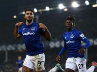 Everton Terlalu Tangguh Bagi Crystal Palace