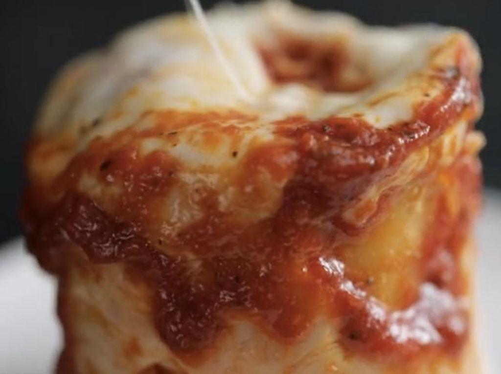 Resep Pasta : Lasagna Cangkir