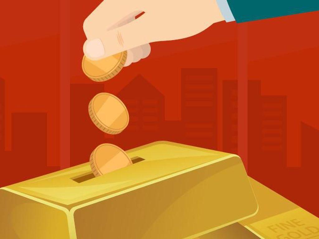 Cara Mudah Mulai Investasi Emas, Nggak Harus Mahal Lho