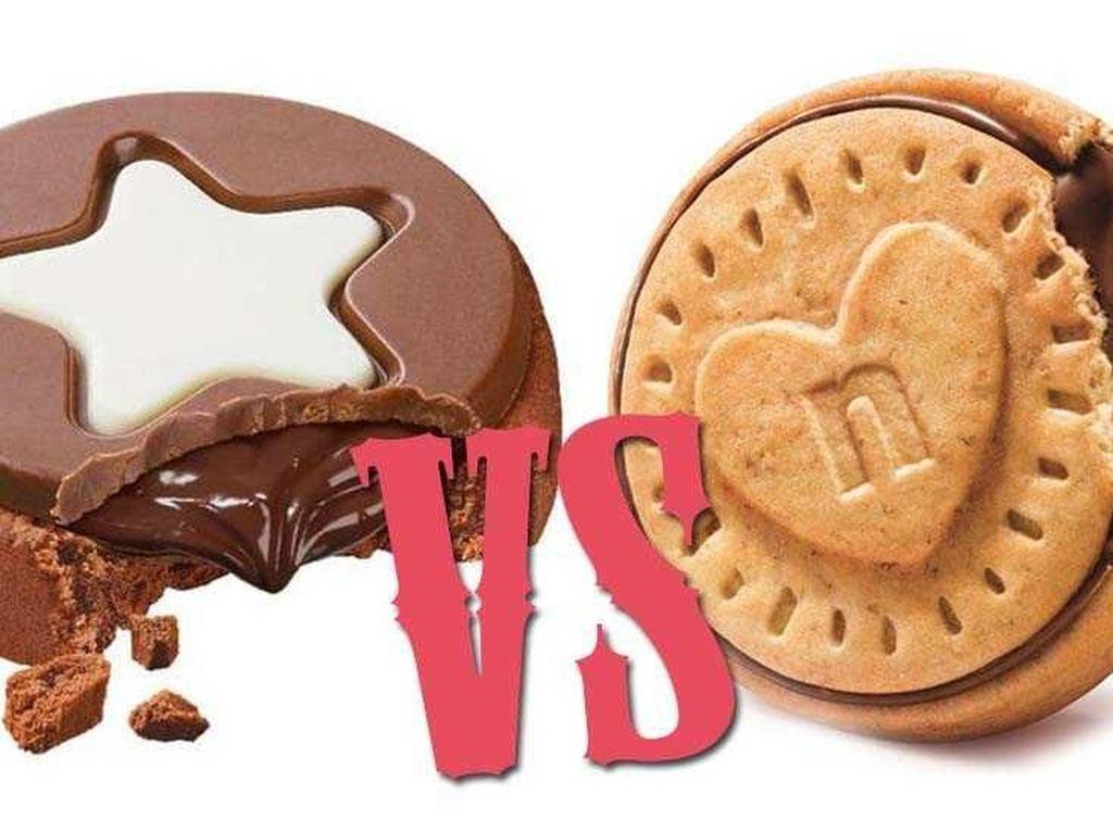 Bukan Perang Saudara, Italia Kini Tengah Perang Cookies Cokelat