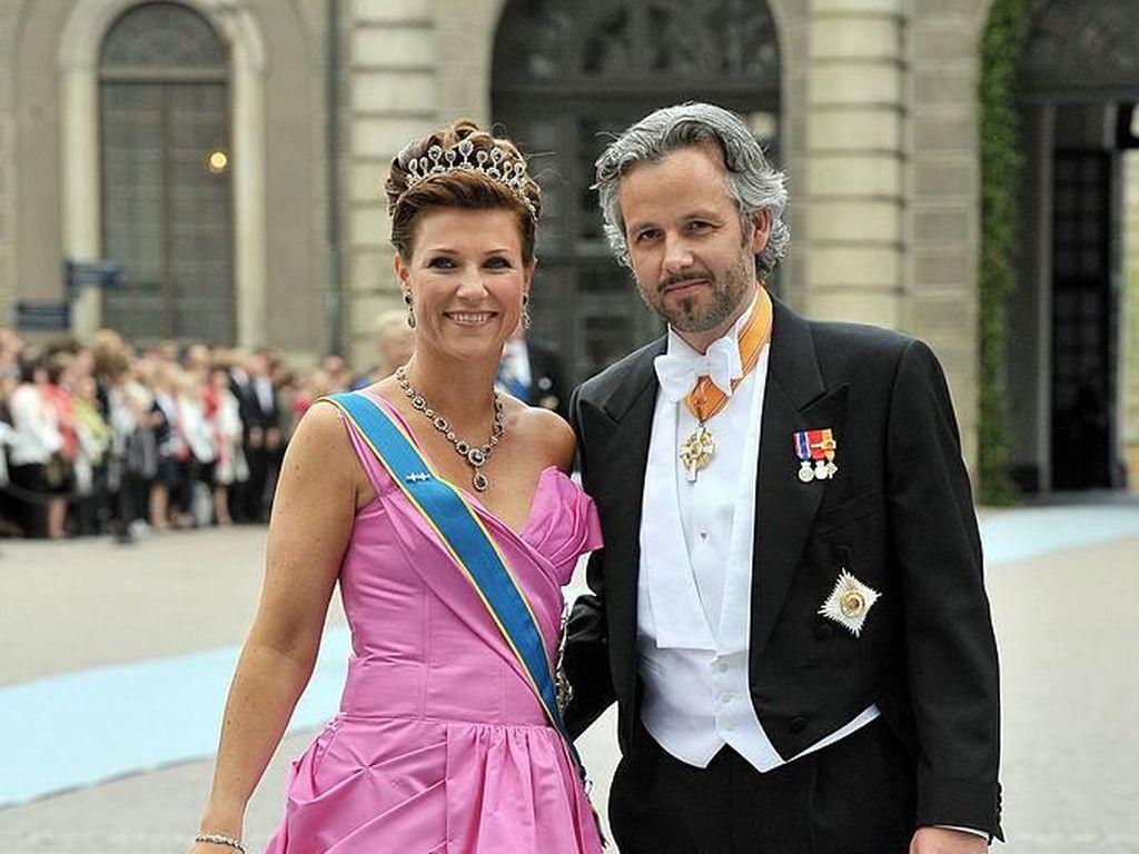 Miris, Mantan Suami Putri Norwegia Bunuh Diri di Hari Natal