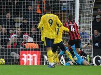 Babak I: Arsenal Tertinggal 0-1 dari Bournemouth