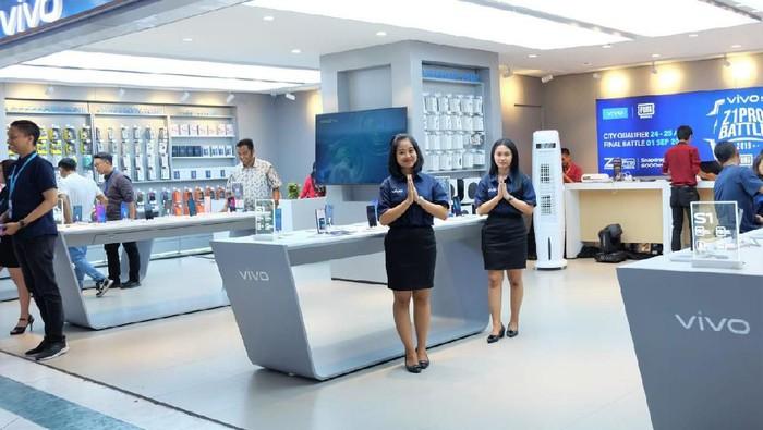Vivo Tertarik Bawa Ponsel 5G ke Indonesia (Dok. Vivo Indonesia)