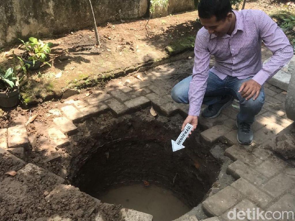 Granat Nanas Ditemukan Warga Jember saat Menggali Sumur, Diduga Masih Aktif