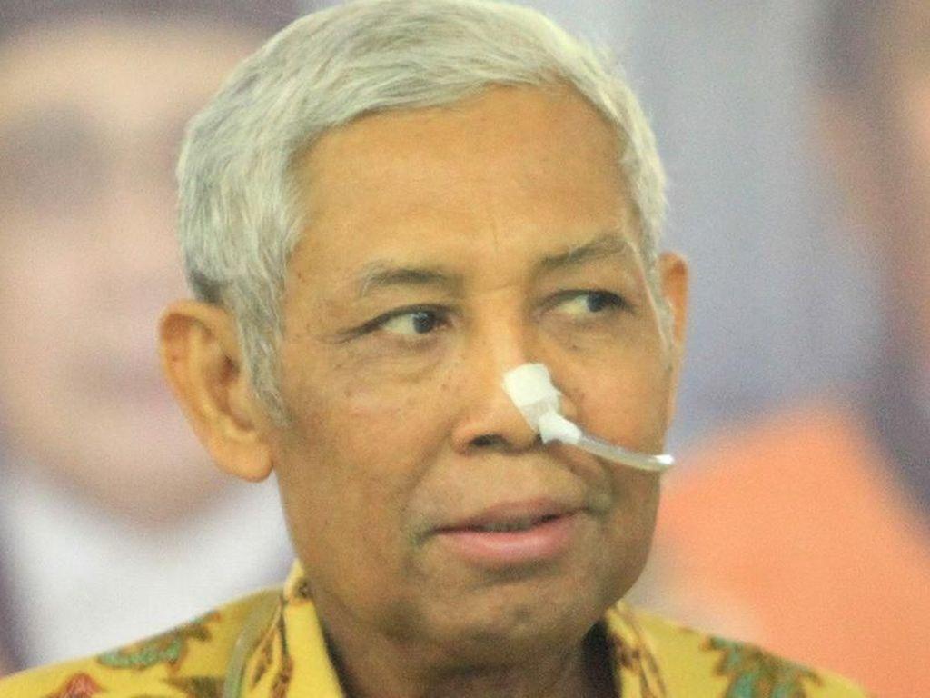 Perjuangan Hakim Agung Bernilai Rp 16 Triliun Melawan Tumor Lidah