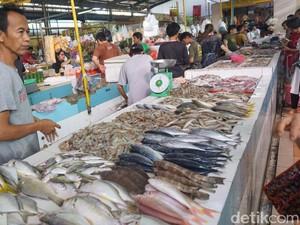 KKP Buka-bukaan Strategi Pasok Ikan Segar Meski Jauh dari Laut