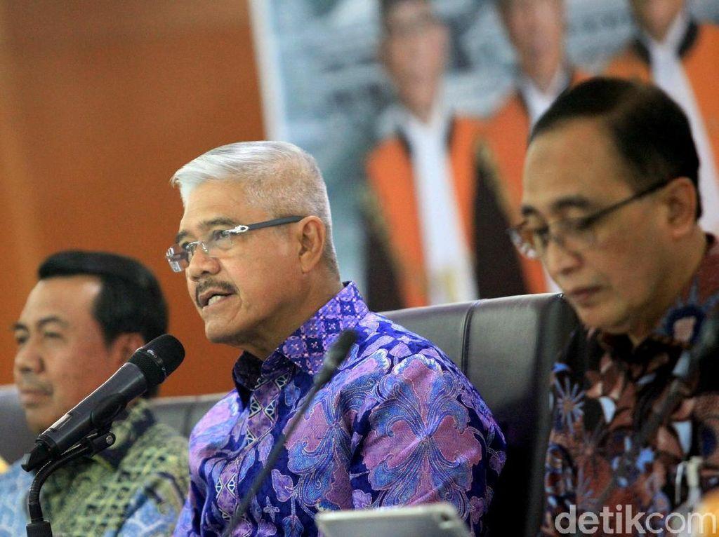 Hatta Ali Ungkap Kinerja Mahkamah Agung Sepanjang Tahun 2019
