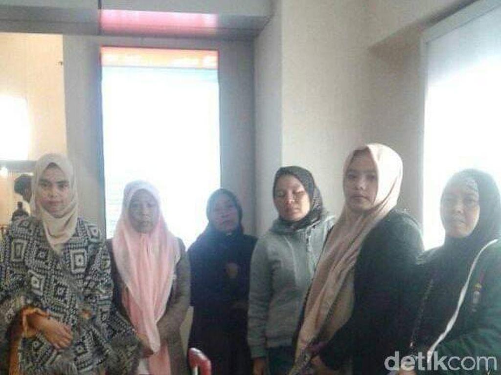 Menolak Dikirim ke Suriah, 10 TKI Dikabarkan Telantar di Bandara Dubai