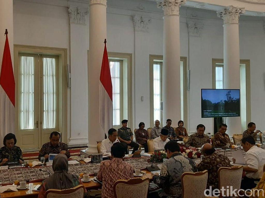 Jokowi Khawatir Ada Pasal Titipan di RUU Sapu Jagat