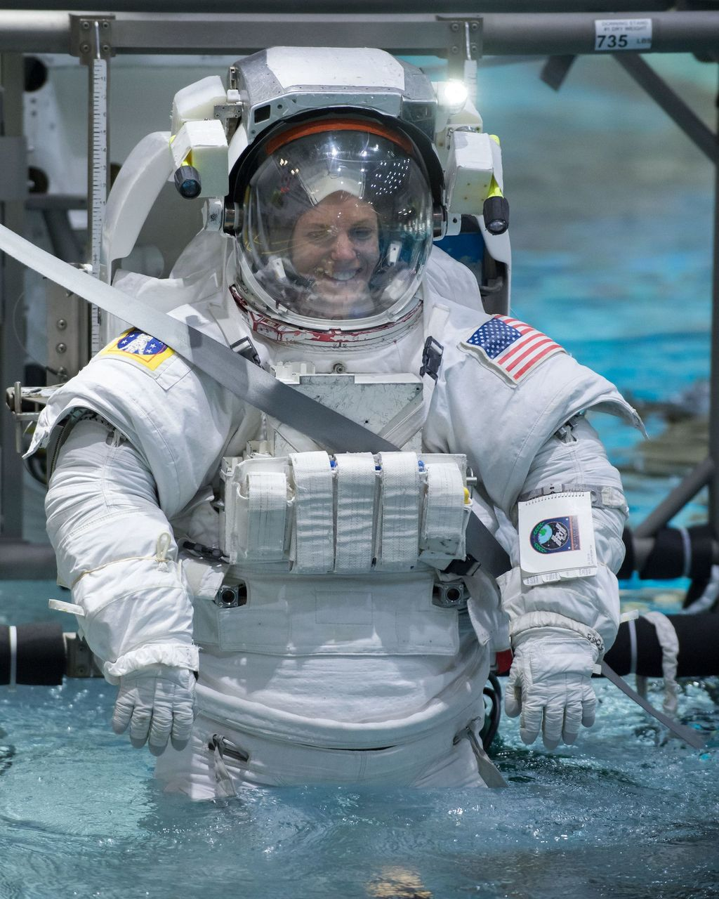 Nantinya para calon astronot akan lulus dari program latihan pada 10 Januari 2020. Mereka bisa mendapat penugasan di International Space Station (ISS), program Artemis, hingga terbang ke Mars. Foto: NASA/David DeHoyos
