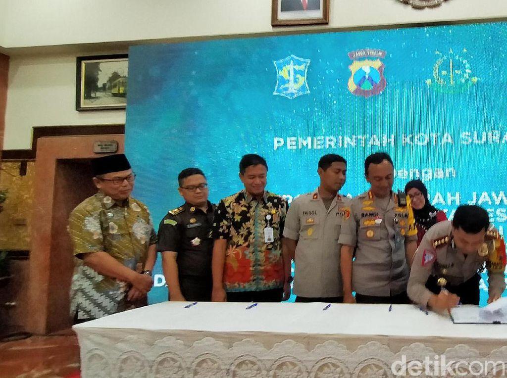 Kamera e-Tilang di Surabaya Akan Dipasang di 20 Titik