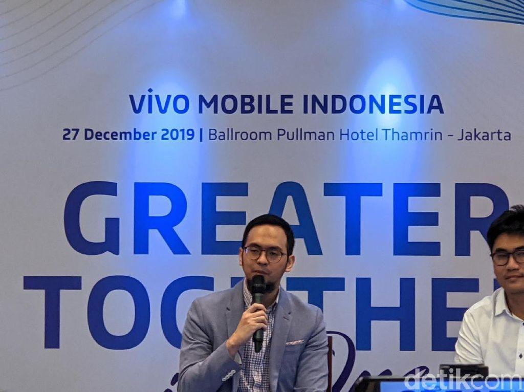 Vivo Kini Nomor 2 di Indonesia, Dulu Dikira Jual Powerbank