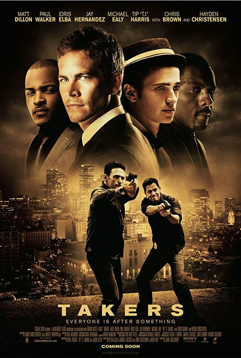 Foto: IMDb/Sinopsis Takers, Tayang di Bioskop TransTV Malam Ini Pulul 21.00