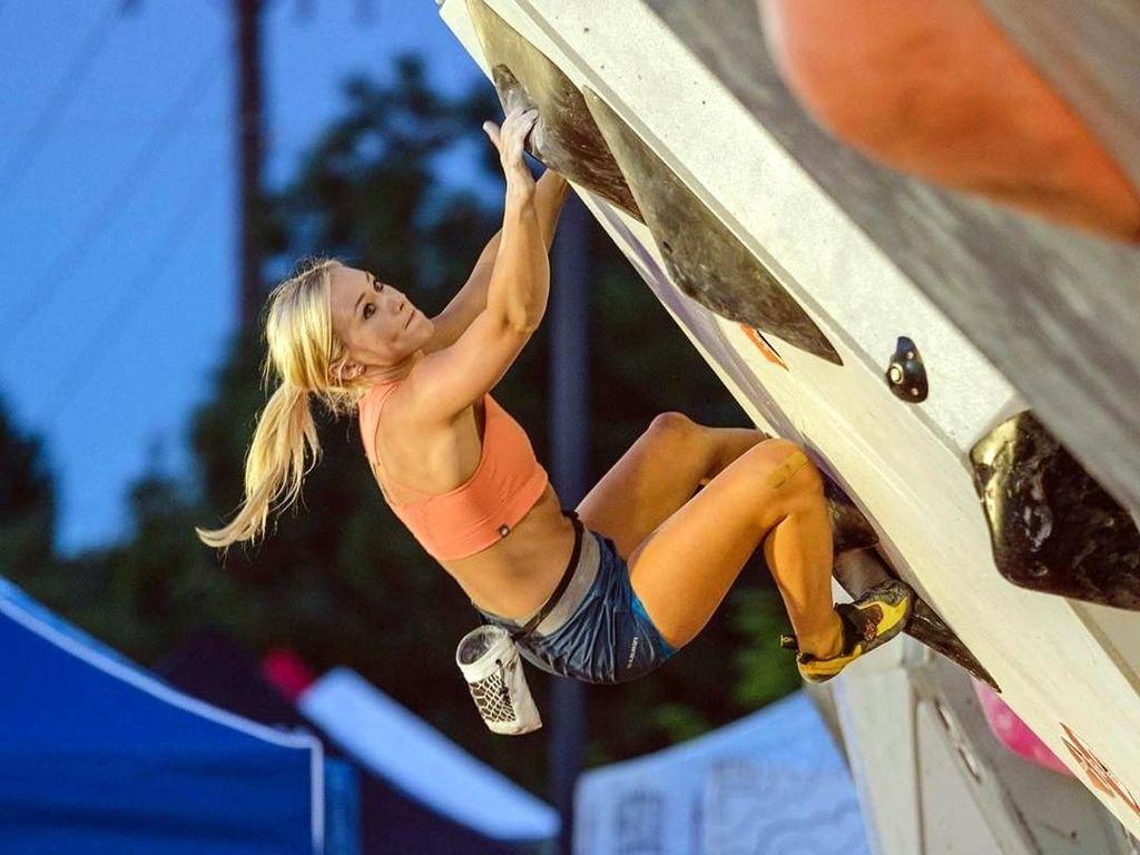 Foto: Intip Liburannya Atlet Panjang Tebing Cantik Amerika