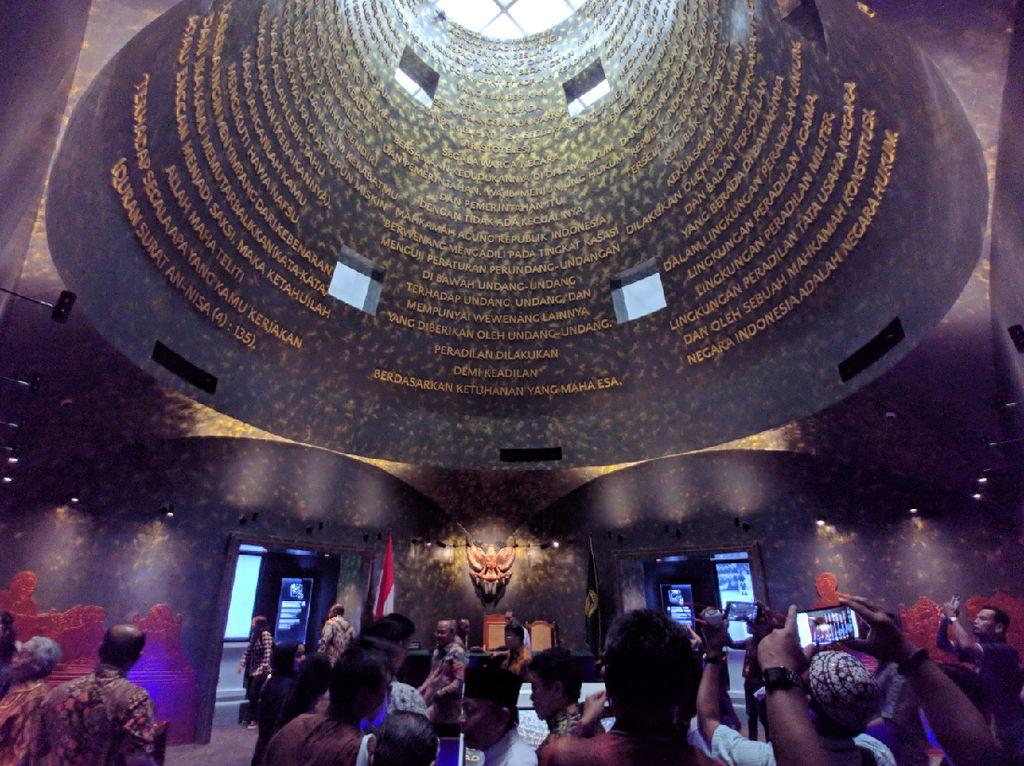 Rogoh APBN Rp 19 Miliar untuk Bikin Museum, Ketua MA: Itu Paling Ngirit