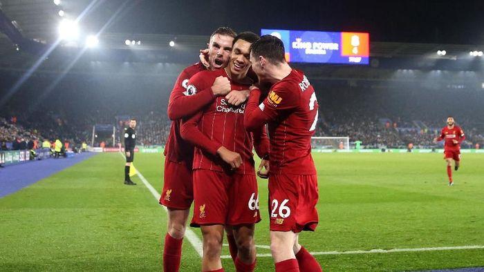 Hajar Leicester Liverpool Tunjukkan Performa Terbaik Musim Ini