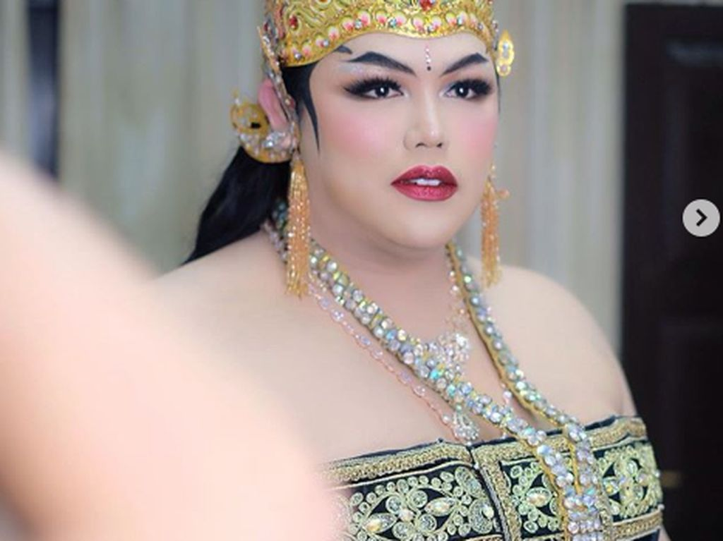 Ivan Gunawan Jadi Istri Bima, Dewi Arimbi