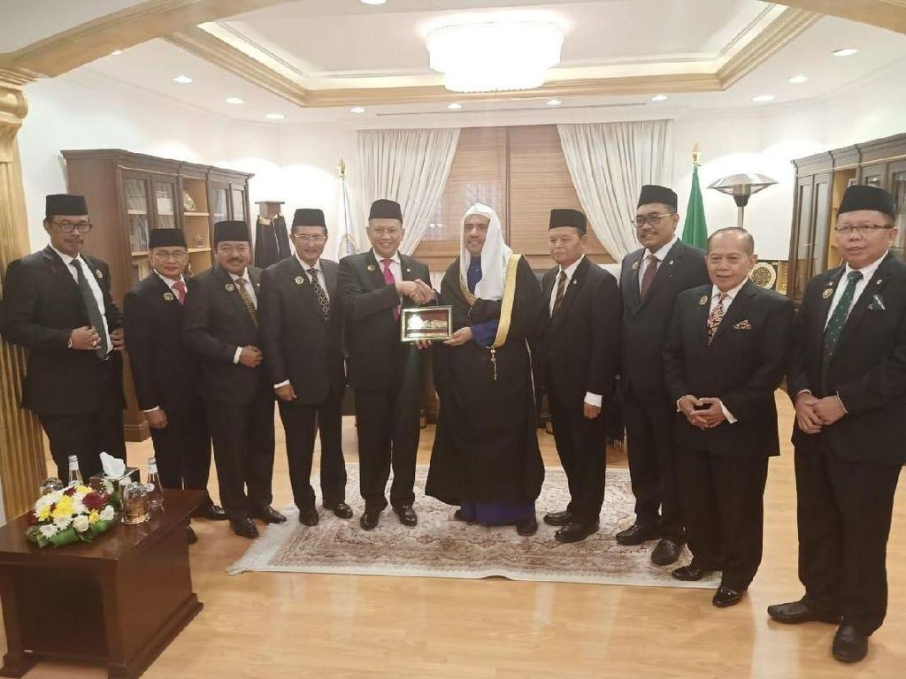 Hidayat Nur Wahid: Liga Muslim se-Dunia Dukung Sikap Beragama Moderat
