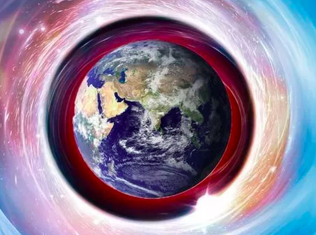 Apa Jadinya Kalau Bumi Tersedot ke Lubang Hitam?