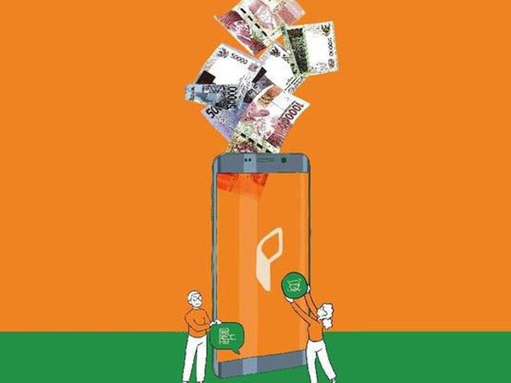 Belum Setahun, Aplikasi Pinang BRI Agro Kucurkan Kredit Rp 28 M
