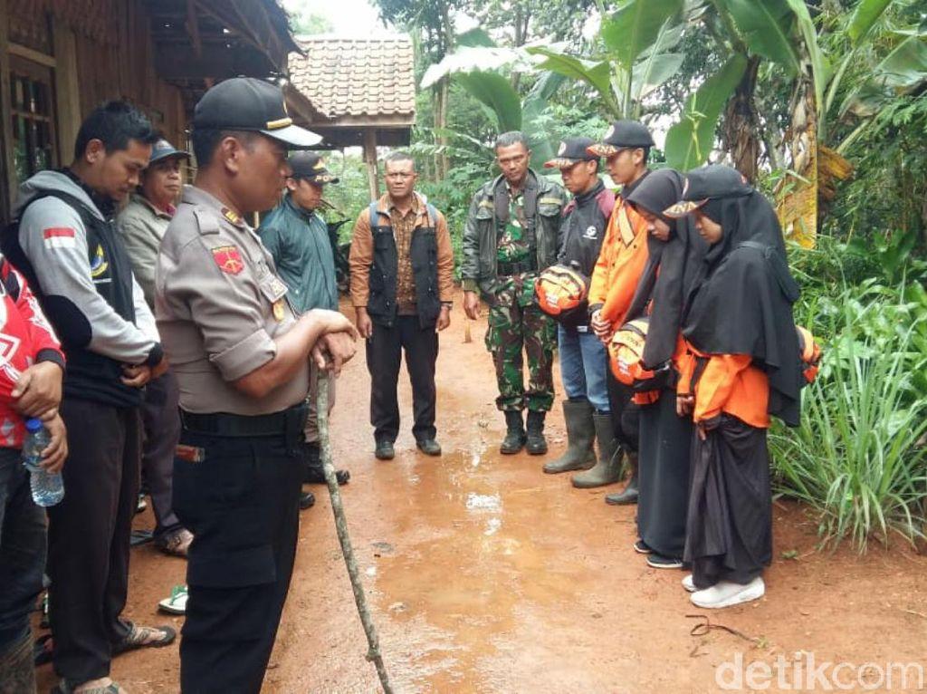 Seorang Remaja di Cianjur Hilang di Hutan Cisarakan-Rawa Buruy