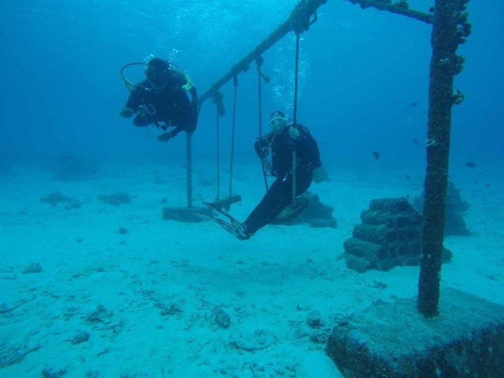7 Destinasi Diving Keren di Indonesia