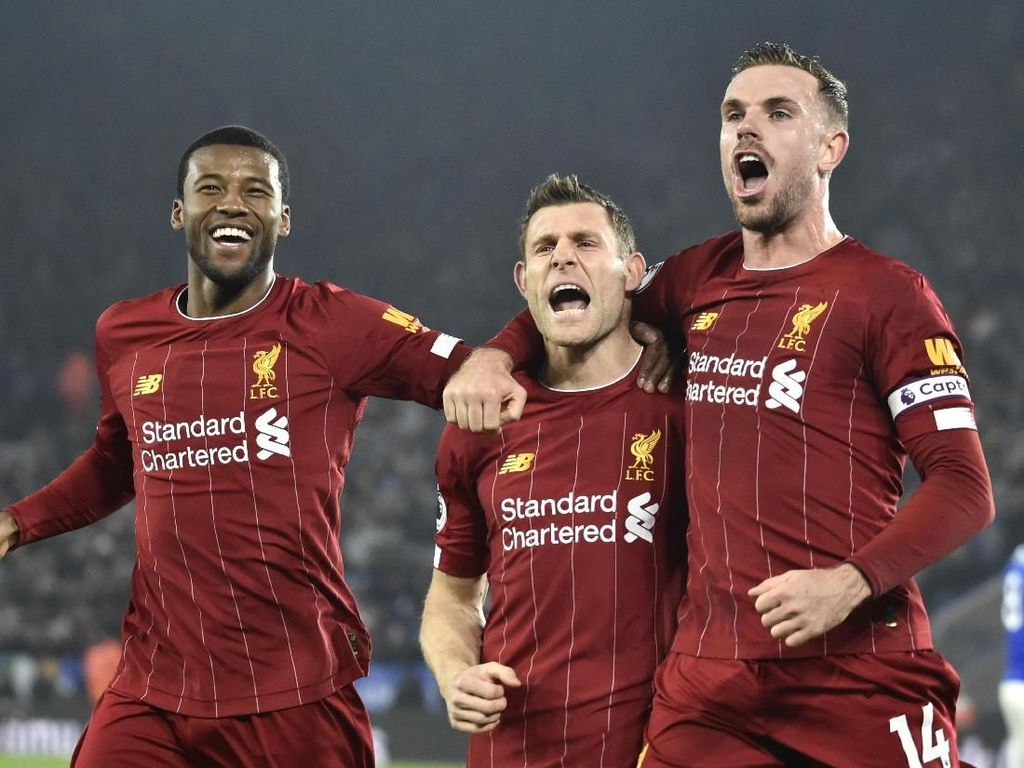 Henderson: Aneh Kalau Liverpool Rayakan Juara Tanpa Fans