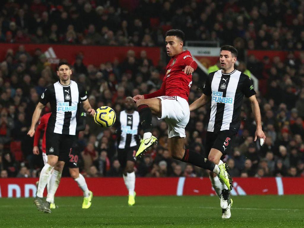 Kali Ini Manchester United Tahu Bagaimana Menuntaskan Peluang