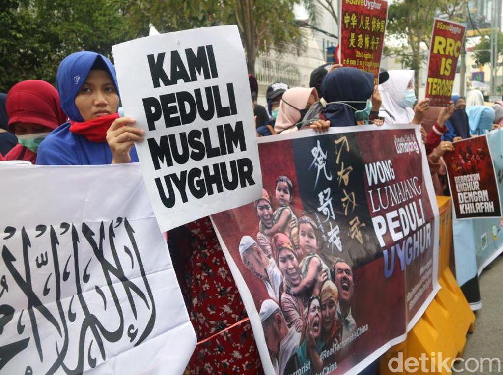 Aliansi Umat Islam Surabaya Kecewa Pemerintah Tak Bersikap Soal Uighur