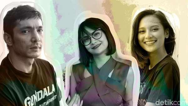Abimana, Anya Geraldine sampai Vanessa Angel di Kaleidoskop detikHOT