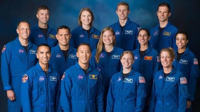 13 Calon Astronot NASA dan CSA yang Mungkin Pergi ke Mars Foto: NASA