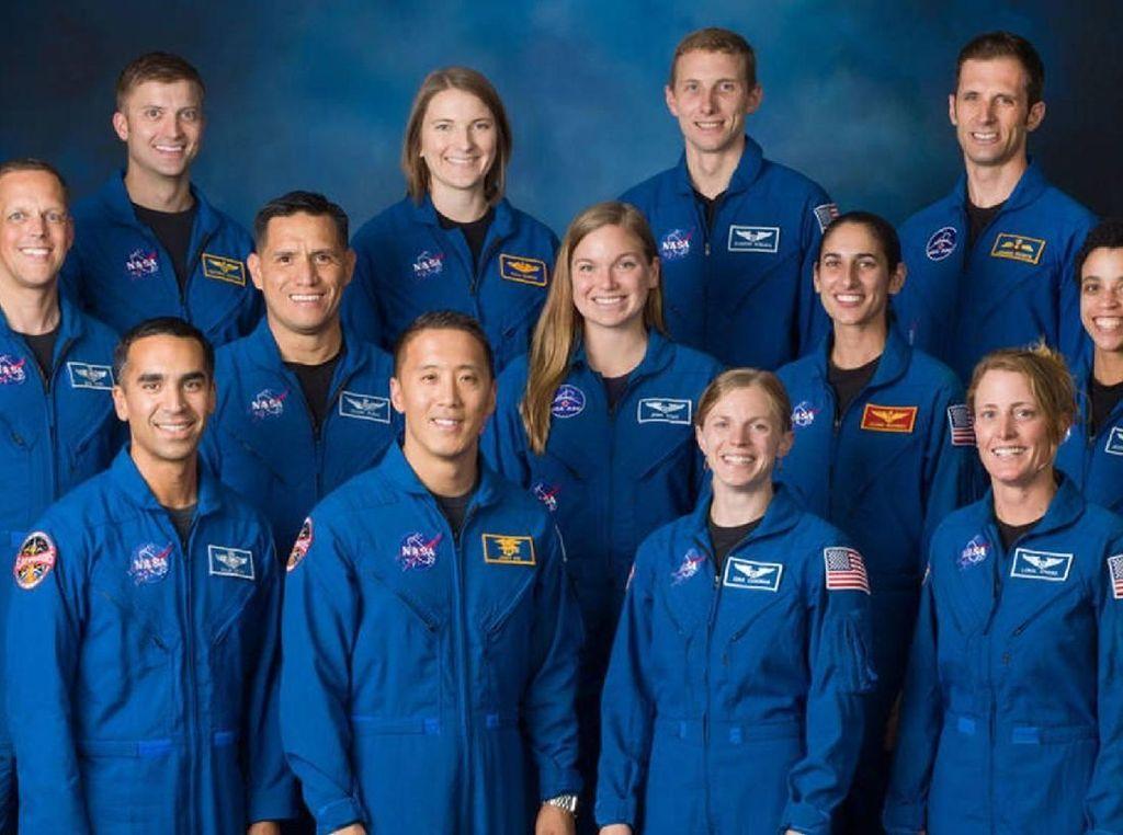 NASA Kenalkan 11 Calon Astronot yang Mungkin Pergi ke Mars