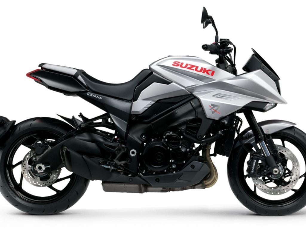Suzuki Siapkan Katana 125cc