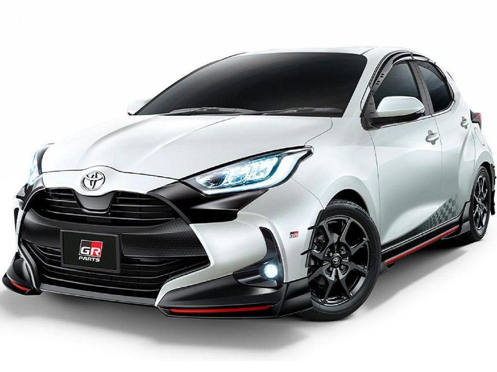 Toyota Yaris 2020 Versi TRD