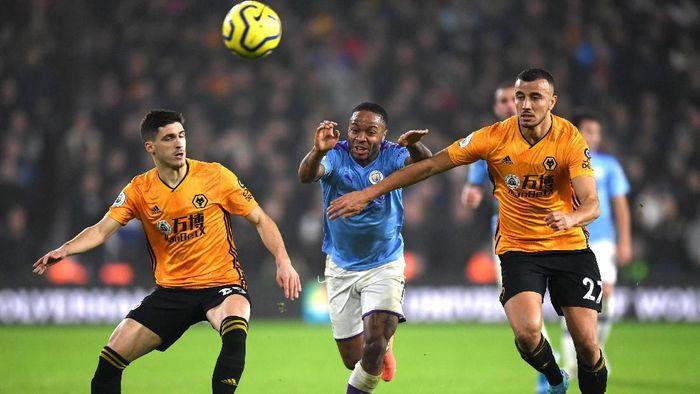Mancheste City kalah 2-3 di markas Wolverhampton Wanderers. (Foto: Shaun Botterill/Getty Images)