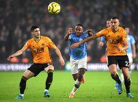 Head to Head Wolverhampton Vs Man City